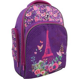 Рюкзак школьный для девочек Kite Education Paris K19-706M-1