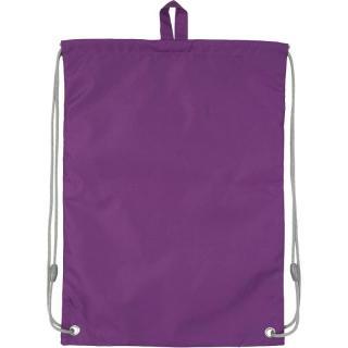 Сумка для обуви с карманом Kite Education Smart K19-601M-32 фиолетовая