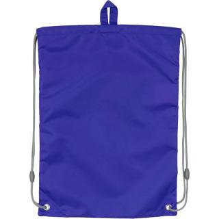 Сумка для обуви с карманом Kite Education Smart K19-601M-36 голубая