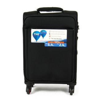 Чемодан IT Luggage ACCENTUATE Black S 32l IT12-2277-04-S-S001