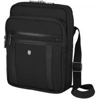 Мужская сумка через плечо Victorinox Travel WERKS PROFESSIONAL Cordura Чёрная Vt611472