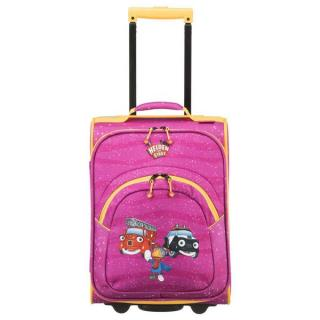 Чемодан Travelite HEROES OF THE CITY/Pink 24L TL081687-17
