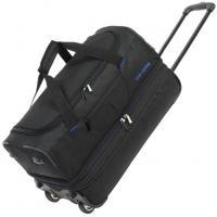 Дорожная сумка на колесах Travelite BASICS/Black 51/64L TL096275-01