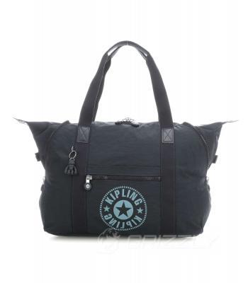 Женская сумка Kipling ART M/Lively Navy 26L KI2522_75Z