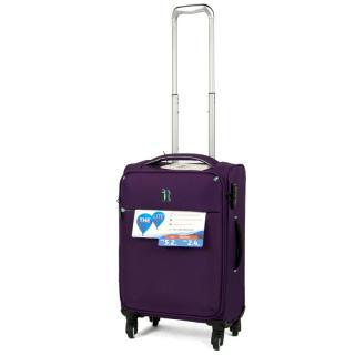 Чемодан IT Luggage GLINT Purple S 32l IT12-2357-04-S-S411