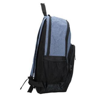Рюкзак для ноутбука Enrico Benetti ALMERIA/Black 20L Eb47167 001