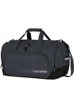 Дорожня сумка Travelite KICK OFF 69/Dark Antracite M 45л TL006914-04