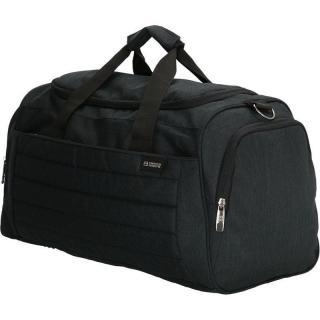 Дорожная сумка Enrico Benetti DARWIN Black 30L Eb47177 001