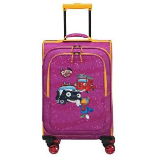 Чемодан Travelite HEROES OF THE CITY/Pink 34L TL081688-17