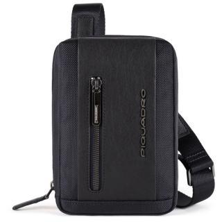 Мужская сумка через плечо Piquadro BRIEF Тёмно-синяя CA5088BR_BLU