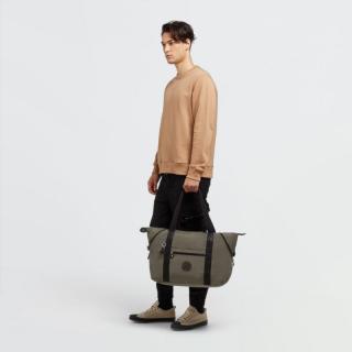 Женская сумка Kipling BASIC ART M Green Moss K13405_88D
