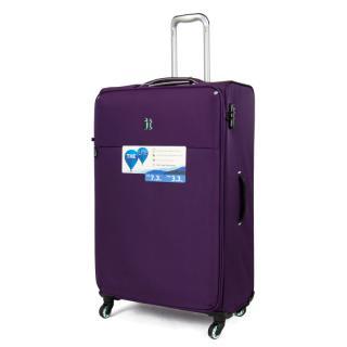 Чемодан IT Luggage GLINT Purple L 81l IT12-2357-04-L-S411
