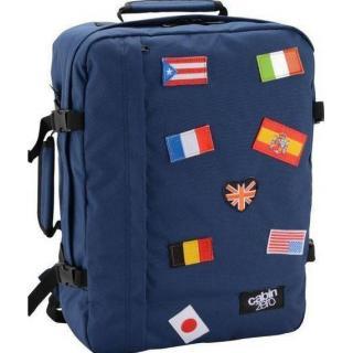 Сумка-рюкзак CabinZero CLASSIC FLAGS 44L Navy Cz14-1205