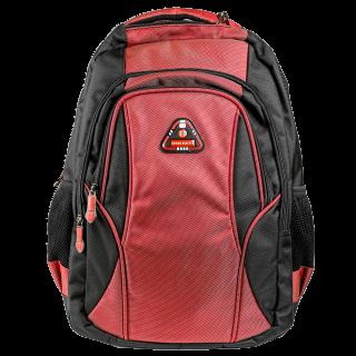 Рюкзак для ноутбука Enrico Benetti BARBADOS/Black-Red 39L Eb62011 618