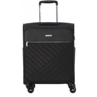 Набор Travelite из чемодана S, сумки и рюкзака JADE Black 38l TL090130-01