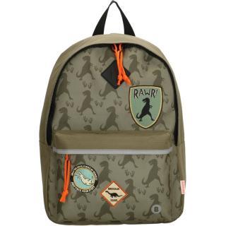 Детский рюкзак Beagles Originals 3 DINOSAUR Olive Bo17791 029