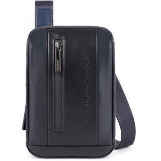 Мужская сумка через плечо Piquadro URBAN Тёмно-синяя CA5088UB00_BLU