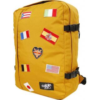 Сумка-рюкзак CabinZero CLASSIC FLAGS 44L Orange Chill Cz14-1309