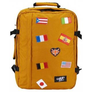 Сумка-рюкзак CabinZero CLASSIC FLAGS 44L Orange Chill Cz14-1309