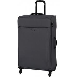 Чемодан IT Luggage ACCENTUATE Steel Gray L 81l IT12-2277-04-L-S885