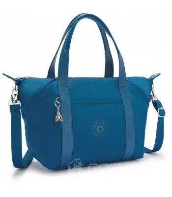 Женская сумка Kipling PAKA + ART Warm Teal P KI6400_T87