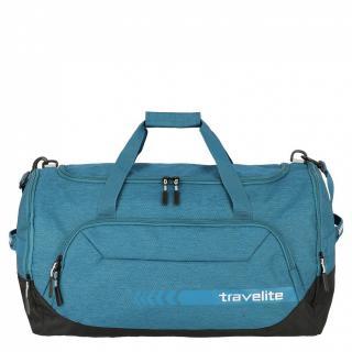 Дорожная сумка Travelite KICK OFF 69/Petrol M 45л TL006914-22