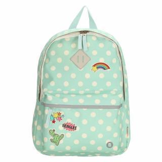 Детский рюкзак Beagles Originals DOTS Sky Blue Bo17793 078