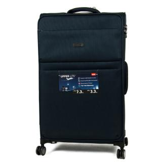 Чемодан IT Luggage DIGNIFIED Navy L 81l IT12-2344-08-L-S901