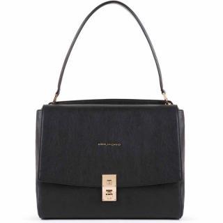 Женская сумка Piquadro DAFNE Чёрная BD5276DF_N