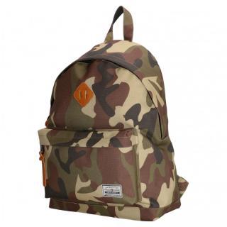 Рюкзак Enrico Benetti ARRECIFE Camouflage Eb46110 997