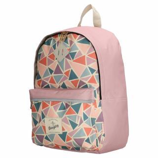 Детский рюкзак Beagles Originals TRIANGLES Lilac Bo17803 123