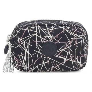 Косметичка Kipling BASIC PLUS Gleam S Navy Stick Pr KI6300_Q56