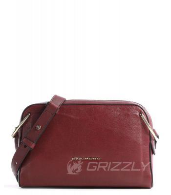Женская сумка Piquadro GEA Бордовая BD5121W102_BO