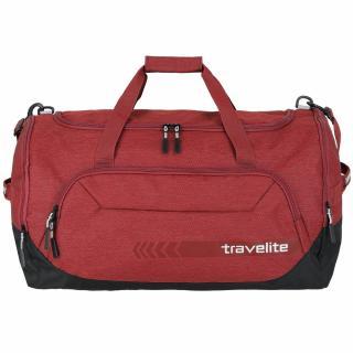 Дорожная сумка Travelite KICK OFF 69/Red L 73л TL006915-10