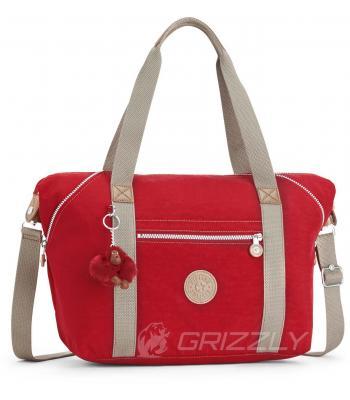 Женская сумка Kipling ART/True Red C 21л K10619_88Z
