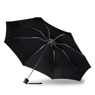 Зонт Knirps T.010 Black Мех складной 8 спиц Kn95 3010 1000