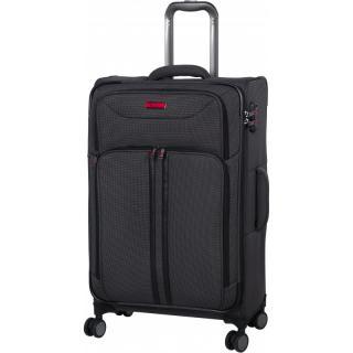Чемодан IT Luggage APPLAUD Grey-Black M 81l IT12-2457-08-M-M246