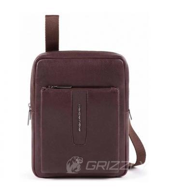 Мужская сумка через плечо Piquadro ARES Коричневая CA1816W101_M