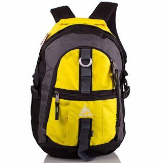 Рюкзак городской OnePolar W731-yellow