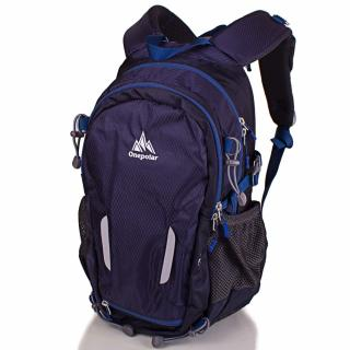 Женский рюкзак OnePolar W1537-blue