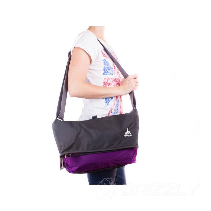 2bd2fa568d52 Женская спортивная сумка через плечо OnePolar W5637-violet - купить ...
