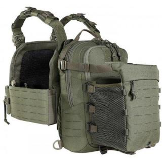 Рюкзак тактический Tasmanian Tiger Assault Pack 12 Black TT 7154.040