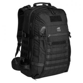 Рюкзак тактический Tasmanian Tiger Mission Pack Black TT 7710.040