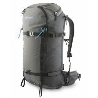Рюкзак для сноуборда Pinguin Ridge 40 2020 Black PNG 339383