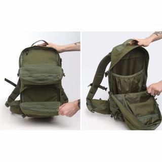 Рюкзак тактический Tasmanian Tiger Combat Pack Olive TT 7716.331