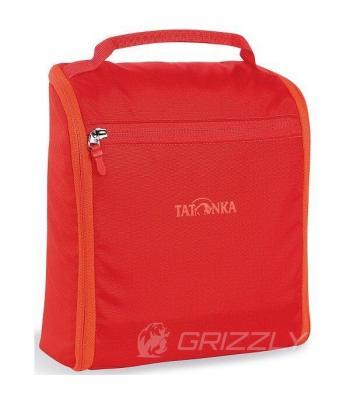 Несессер Tatonka Wash Bag DLX Red TAT 2836.015