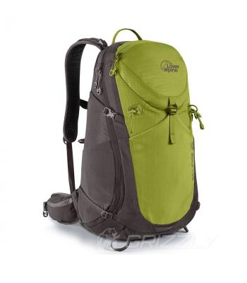 Рюкзак туристический мужской Lowe Alpine Eclipse 25 Regular Spring Green/Mushroom LA FTE-43-SG-25
