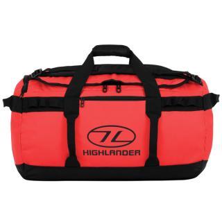 Дорожная сумка-рюкзак Highlander Storm Kitbag 65 Red 927454