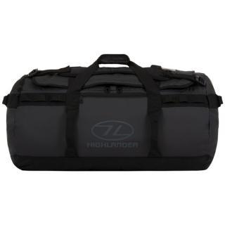 Дорожная сумка-рюкзак Highlander Storm Kitbag 90 Black 927455