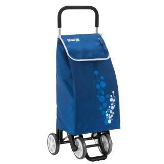 Сумка-тележка Gimi Twin 56 Blue 928418